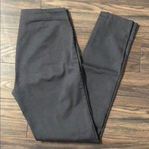 H&M skinny grey trousers
